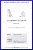 Thierry Revet - Annales de la régulation - Volume 2.