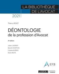 Thierry Revet - Déontologie de la profession d'avocat.