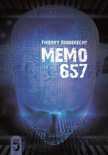 Thierry Robberecht - Memo 657.