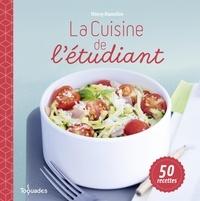 Thierry Roussillon - Cuisine de l'étudiant.