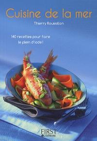 Thierry Roussillon - Cuisine de la mer.