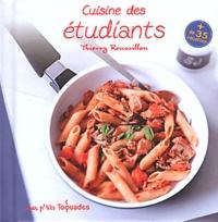 Thierry Roussillon - Cuisine des étudiants.