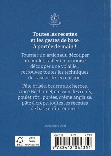 Le petit livre Mémo des recettes de base