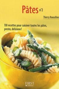 Thierry Roussillon - Pâtes - Tome 2.