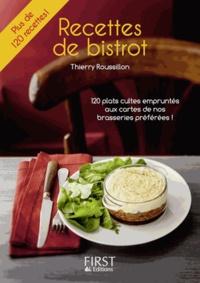 Thierry Roussillon - Recettes de bistrot.