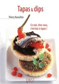 Thierry Roussillon - Tapas & dips.