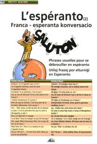 Thierry Saladin - L'espéranto (2) - Phrases usuelles pour se débrouiller en espéranto.