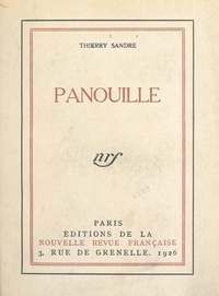 Thierry Sandre - Panouille.
