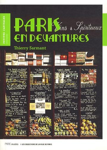 Thierry Sarmant - Paris en devantures - Collection du musée Carnavalet.