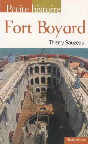 Thierry Sauzeau - Fort Boyard.