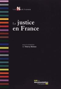 Thierry-Serge Renoux - La justice en France.