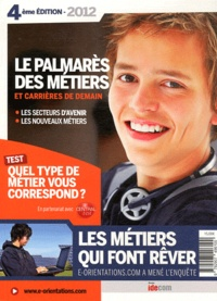 Thierry Silvestre - Le palmarès des métiers 2012.