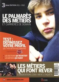 Thierry Silvestre - Le palmarès des métiers et carrières de demain 2011-2012.