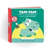 Thierry Surgeon - Tam-Tam - Cours avec Tam-Tam, l'hippopotame.
