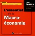 Thierry Tacheix - L'essentiel de la Macro-économie.