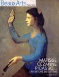 Thierry Taittinger - Matisse, Cézanne, Picasso... - L'aventure des Stein.