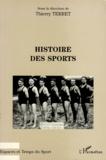 Thierry Terret - Histoire des sports.