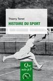 Thierry Terret - Histoire du sport.