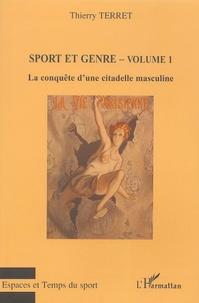 Deedr.fr Sport et genre - Volume 1, La conquête d'une citadelle masculine Image