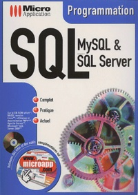 SQL. MySQL & SQL Server, avec CD-ROM.pdf