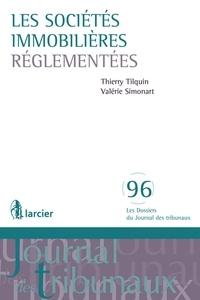 Thierry Tilquin et Valérie Simonart - La nouvelle réglementation des sicafi.