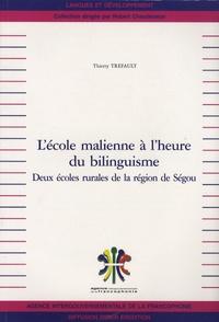 Lécole malienne à lheure du bilinguisme - Deux écoles rurales de la région de Ségou.pdf
