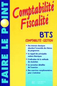 Thierry Vachet et Denis Lefèvre - Comptabilité fiscalité - BTS comptabilité-gestion.