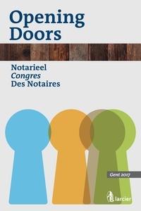 Thierry Van Sinay et  Sofie Bouly - Nieuwe vormen van vastgoed - Verslagboek Notarieel congres 2017.