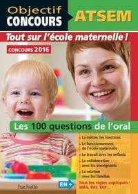 Thierry Vasse - ATSEM - 100 questions/réponses pour l'oral.