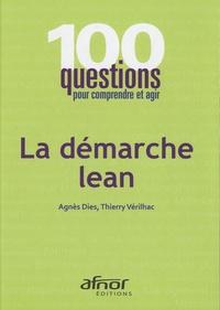 Thierry Vérilhac et Agnès Dies - La démarche Lean.