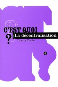 Lemememonde.fr C'est quoi la décentralisation ? Image
