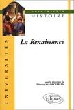 Thierry Wanegffelen et  Collectif - La Renaissance.