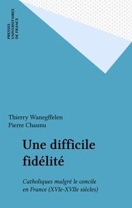 Thierry Wanegffelen - .