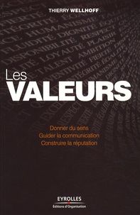 Thierry Wellhoff - Les valeurs - Donner du sens, guider la communication, construire la réputation.