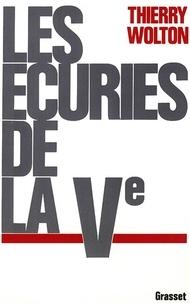 Thierry Wolton - Les écuries de la Ve.