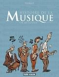 Thiriet - Histoire de la musique en 80 tomes Tome 1 : .