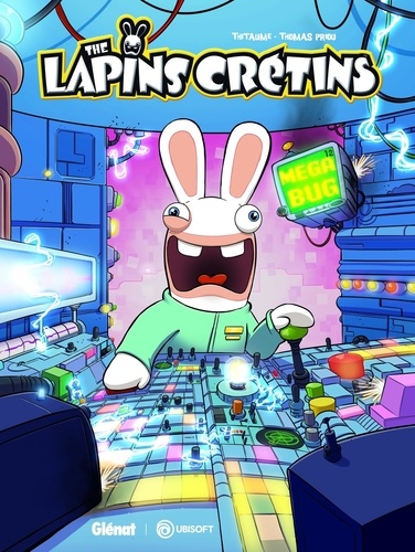 The Lapins Crétins Tome 12 Mega bug