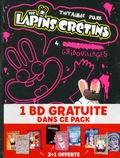 Thitaume et Romain Pujol - The Lapins Crétins Tomes 4 à 6 : .