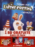 Thitaume et Romain Pujol - The Lapins Crétins Tomes 7 à 9 : .