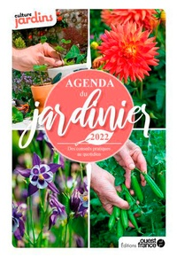 Thomas Alamy - Agenda du jardinier 2022.