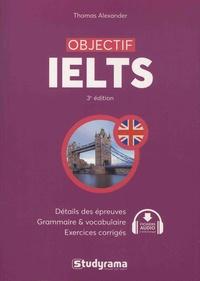 Thomas Alexander - Objectif IELTS.