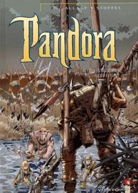 Deedr.fr Pandora Tome 2 : Les flibustiers du grand fleuve Image
