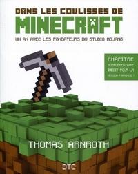 Thomas Arnroth - Dans les coulisses de Minecraft - Un an avec les fondateurs du studio Mojang.