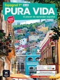 Thomas Bailleul et Milagros Carolina Hamon-Diaz - Espagnol 1re A2>B1 Pura vida - El placer de aprender español.