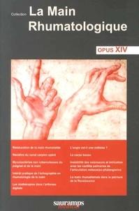Histoiresdenlire.be La main rhumatologique - Tome 14 Image