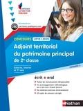Thomas Barris et Laurie Descamps - Adjoint territorial du patrimoine principal de 2e classe - Concours externe, interne et 3e voie catégorie C.
