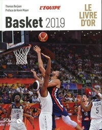 Thomas Berjoan - Basketball - Le livre d'or.