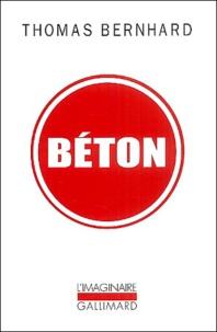 Thomas Bernhard - Béton.