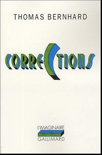 Thomas Bernhard - Corrections.