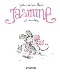Thomas Bianco et Guillaume Bianco - Jasmine fait des câlins.